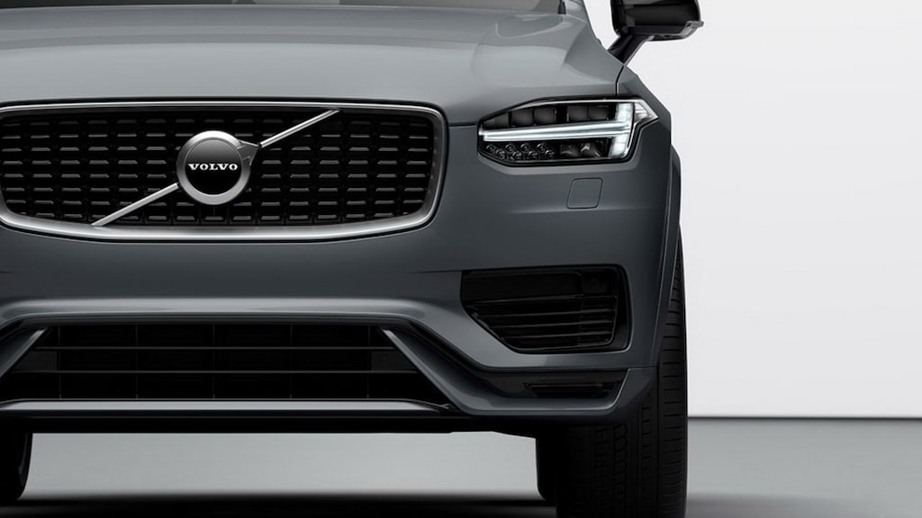 Volvo XC90 T8 Twin Engine R-Design facelift 2020