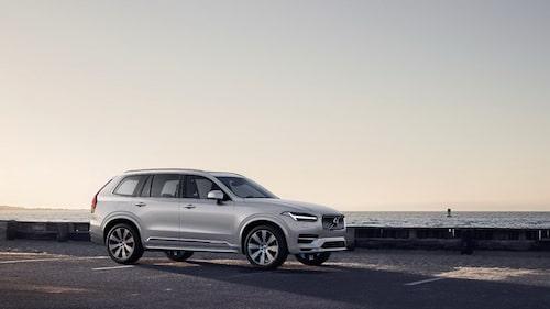 Volvo XC90 T8 Twin Engine Inscription facelift 2020 Birch Light Metallic