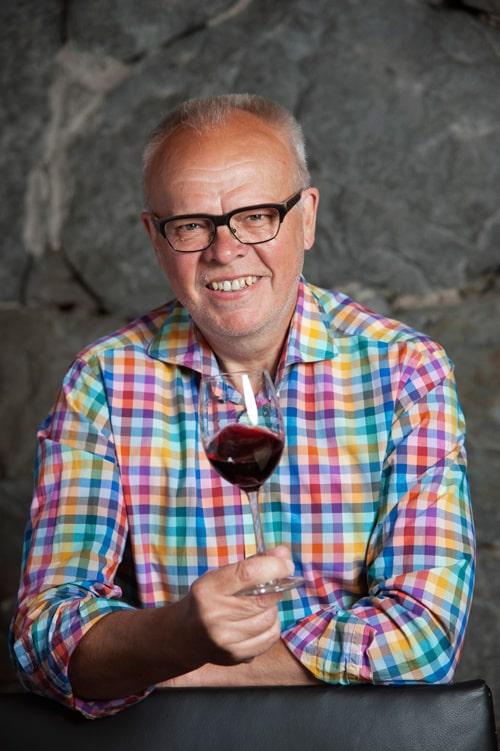 Håkan Larsson tipsar om viner på alltommat.se i sin blogg.