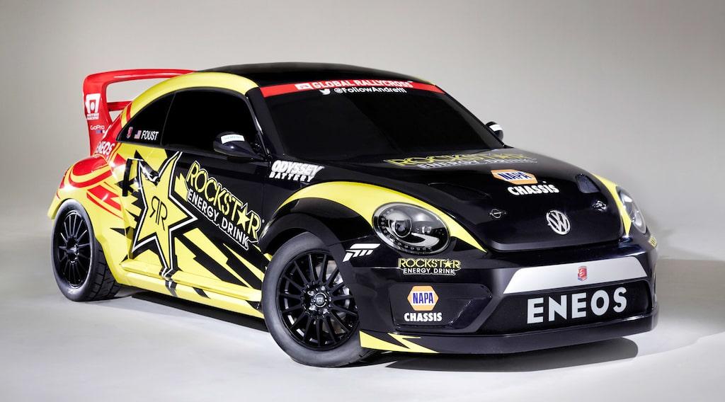 GRC Rallycross-Beetle