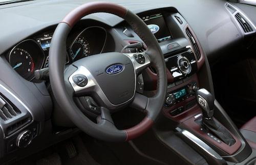 Nya Ford Focus