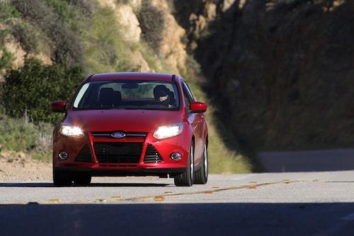 Nya Ford Focus 5d kombisedan