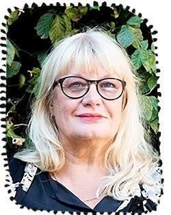 Monica Ek, legitimerad psykoterapeut.