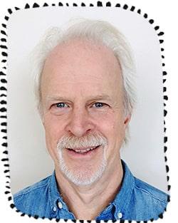 Janne Wendin, terapeut och familjerådgivare.