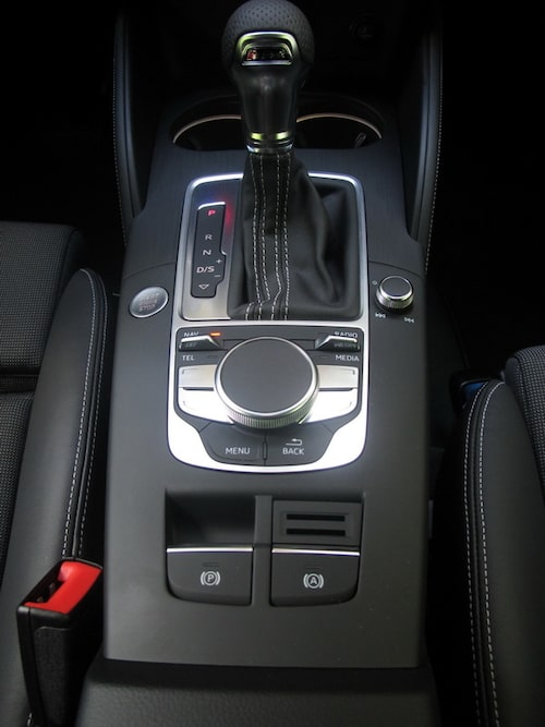 Nya Audi A3