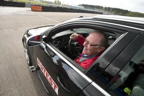 Förarproffset Ruben Börjesson