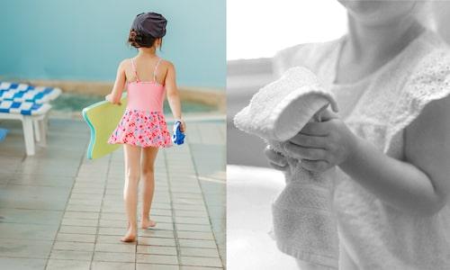 Vårtor kan smitta via direktkontakt eller föremål, så som en handduk.