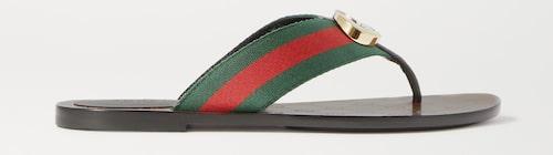 Flip-flops från Gucci.