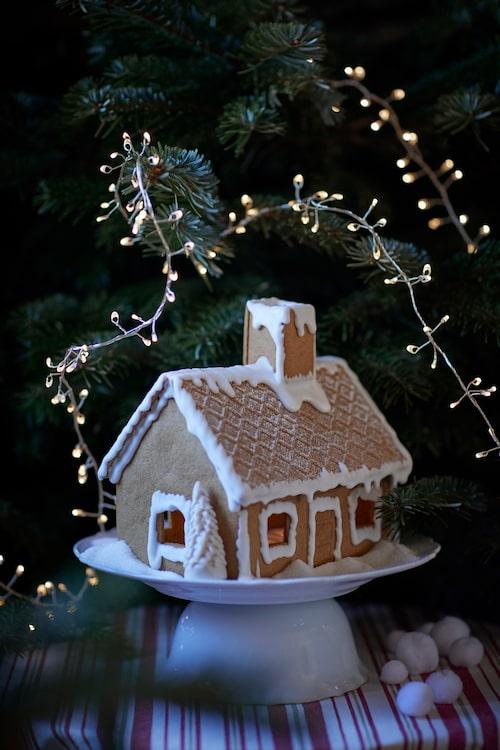 Ingen jul utan pepparkakshus!