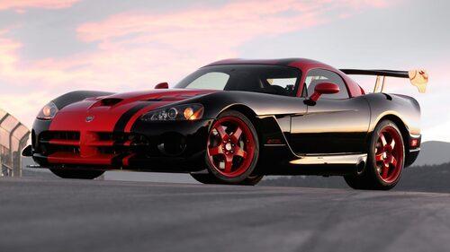Dodge Viper ACR 2010