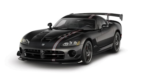 Dodge Viper ACR VooDoo Edition 2010