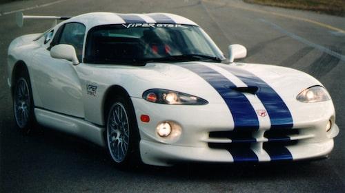 Dodge Viper GTS-R 1998