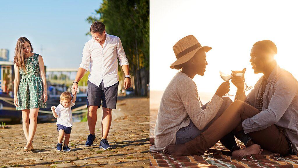 Hur vårdar man relationen på semestern?