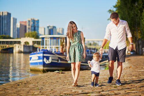 Fundera på vad er familj VILL göra på semestern, istället för vad ni borde.