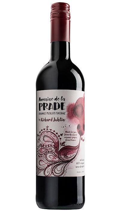 Alkoholfritt rött vin är inte det lättaste men Domaine de la Prade lyckas väl. Passar fint på buffébordet!