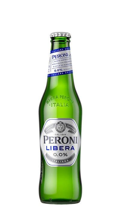 Italiensk alkoholfri öl med en sötma som vissa kan uppskatta och andra kanske kan tycka är i tydligaste laget.