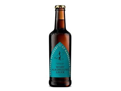 Wisby Lager Alkoholfri är en smakrik alkoholfri öl – en favorit!