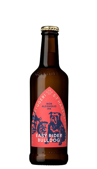 Klart man kan dricka IPA, indian pale ale, även som gravid. Gotländska ipan Easy Rider Bulldog har en tydlig beska.