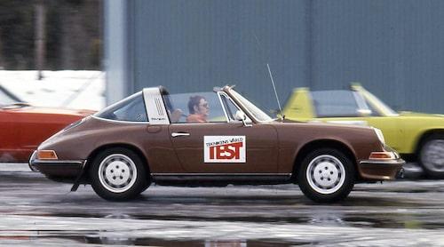 Urmodellen: 1963-1973 (hette från början 901, men blev snart 911)
