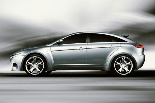 Sportback Concept från 2005.