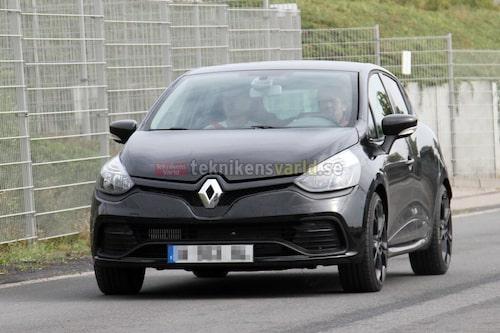Nya Renault Clio RS