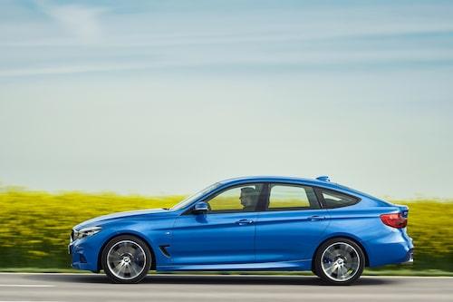 Säg hej då till BMW 3-serie GT.