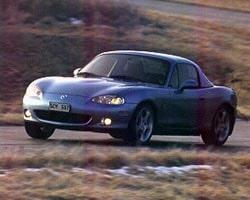 Provkörning av Mazda MX-5 Sport