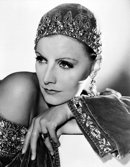 Greta Garbo. Foto: TT