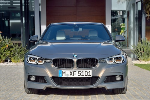 BMW 3-serie Sedan M Sport facelift 2016