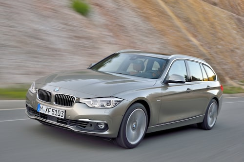 BMW 3-serie Touring Luxury Line facelift 2016