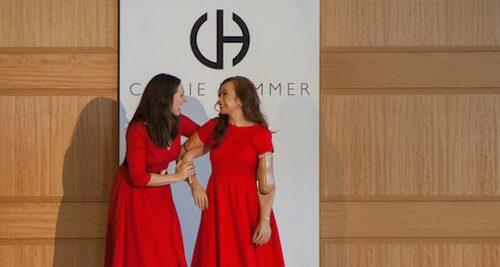 Carrie Hammer och Karen Crespo