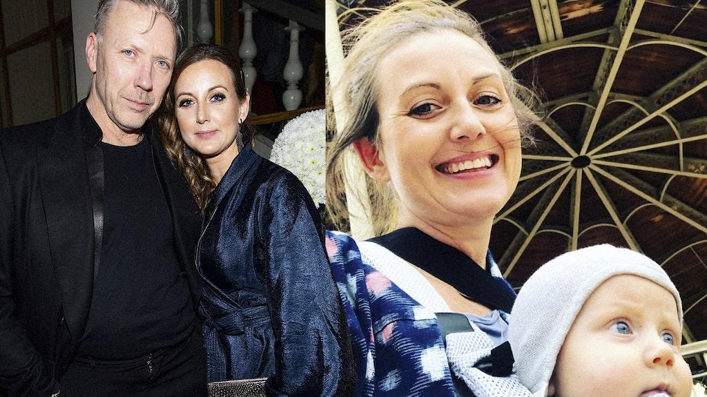 Skådespelaren Mikael Persbrandt och journalisten Sanna Lundell har alltid levt som särbor. De har tre barn ihop, alla söner.