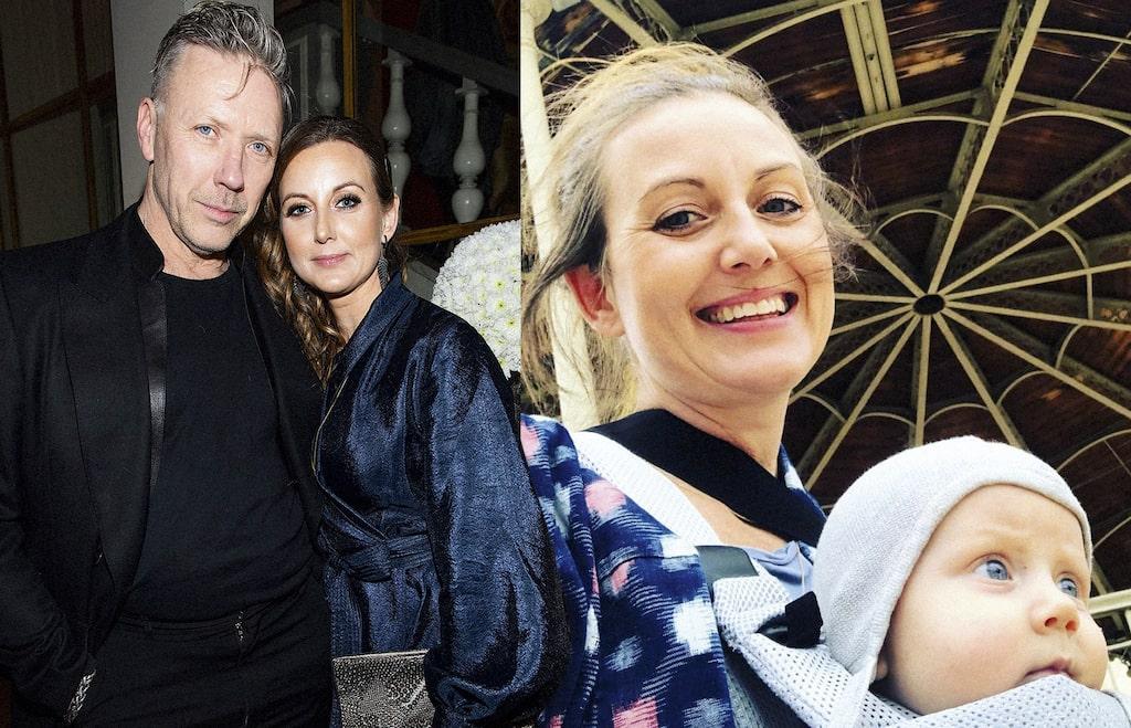 Skådespelaren Mikael Persbrandt och journalisten Sanna Lundell har alltid levt som särbor. De har tre söner ihop.