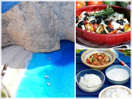 Laga goda grekiska maten.