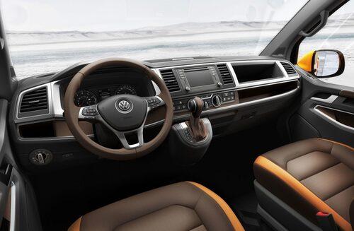 Volkswagen Tristar Concept.