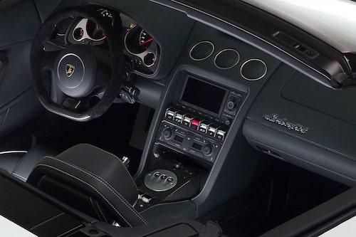 Lamborghini Gallardo Spyder facelift 2013