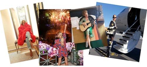 Céline Dion – från gitarrhäng till privatjet.