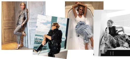 Snapshots från Céline Dions fullspäckade liv på Instagram.