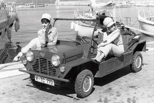 Austin Mini Moke, 1965