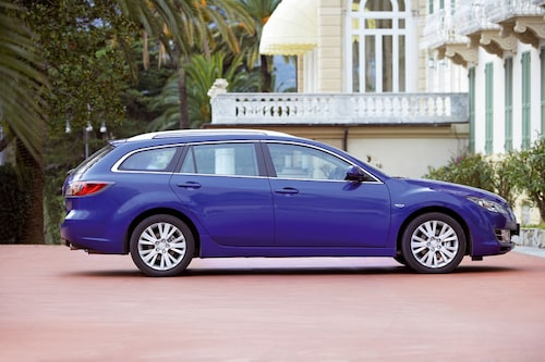 Fokus ligger på eleganta linjer och Mazda har lyckats.