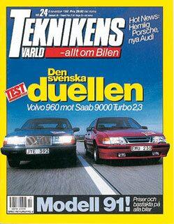Teknikens Värld nummer 24 / 1990