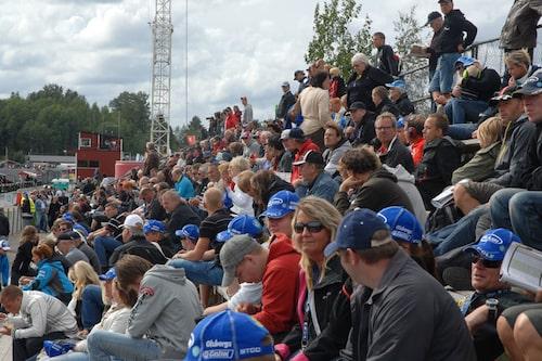 Formel Renault agerade i helgen supportklass för STCC.
