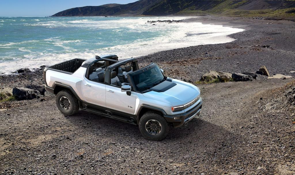GM:s ökade satsning på elbilar innebär att produktionsstarten av GMC Hummer EV beräknas kunna ske tidigare än planerat.