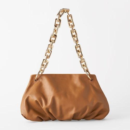 Väska i skinn från Wera.