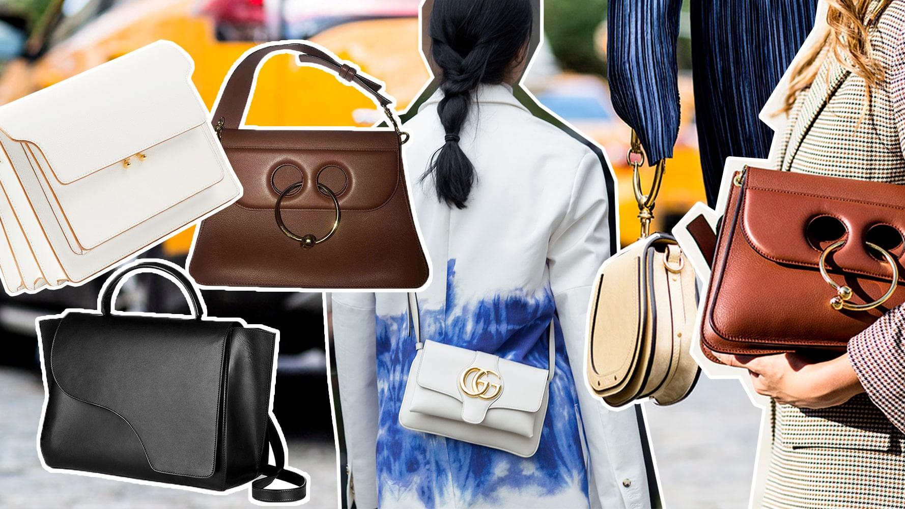 20 tidlösa handväskor – våra handplockade favoriter