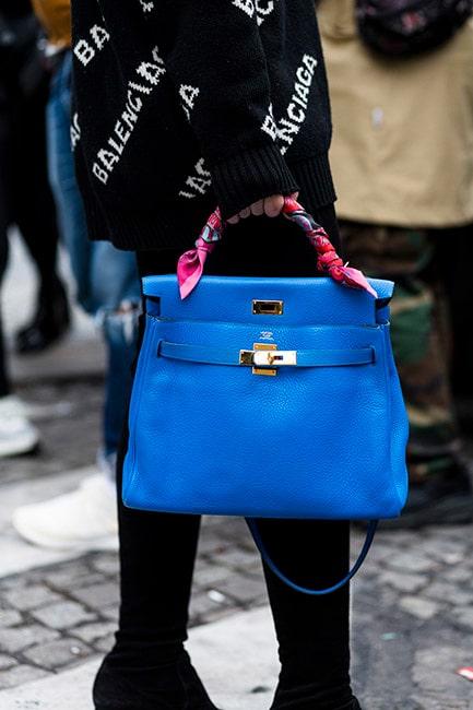 Hermès väskor hör till de allra mest exklusiva.
