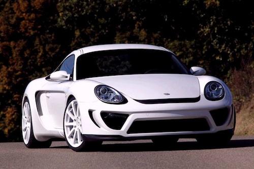 Delavilla R1 Porsche Cayman