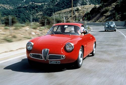 Giulietta SZ (1960-1962)