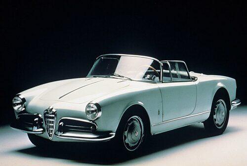Giulietta Spider (1955-1962)