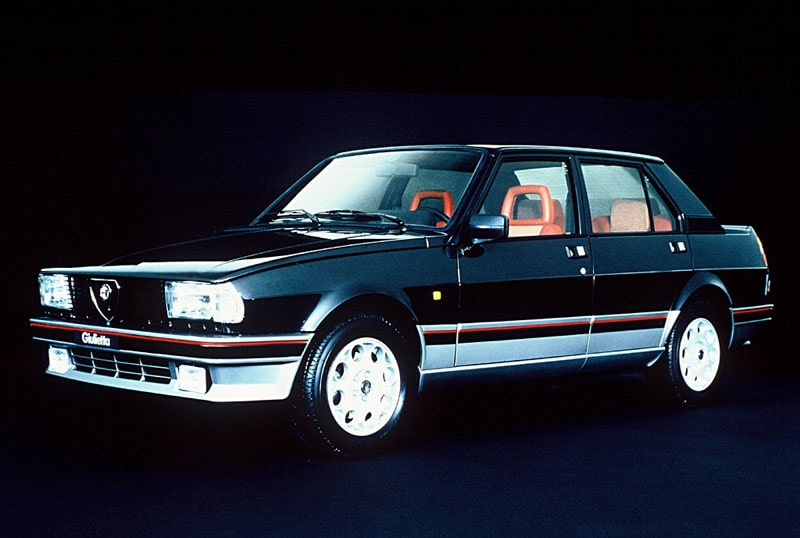 Giulietta 2.0 Turbodelta (1983-1984)